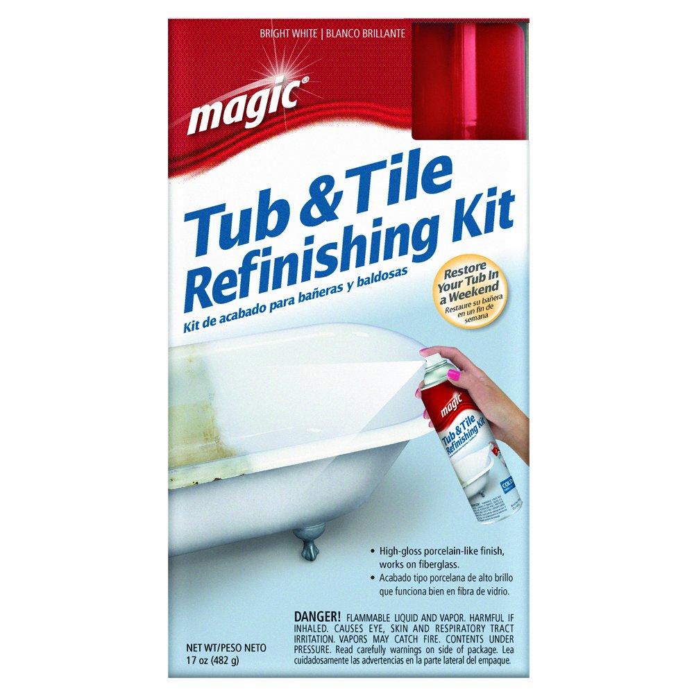 Magic Renew Tub, Sink, Tile Refinishing Kit: Amazon.co.uk: DIY & Tools