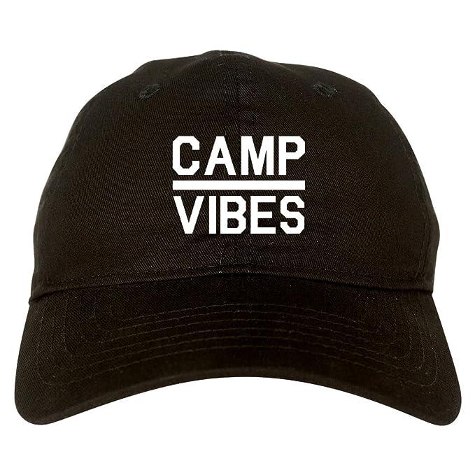 Camp Vibes Dad Hat Baseball Cap Beige at Amazon Men s Clothing store  11f1b499e7b