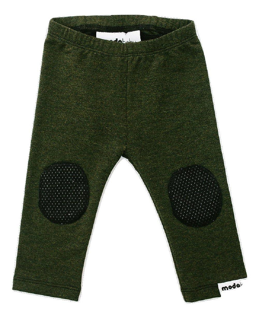 Buy Hypoallergenic Crawling Leggings Bamboo Fabric Baby Leggings Green Black 18 M At Amazon In