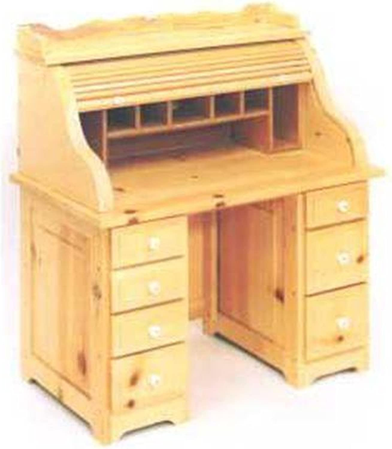 Woodworking Project Paper Plan To Build Child S Roll Top Desk Indoor Furniture Woodworking Project Plans Amazon Com