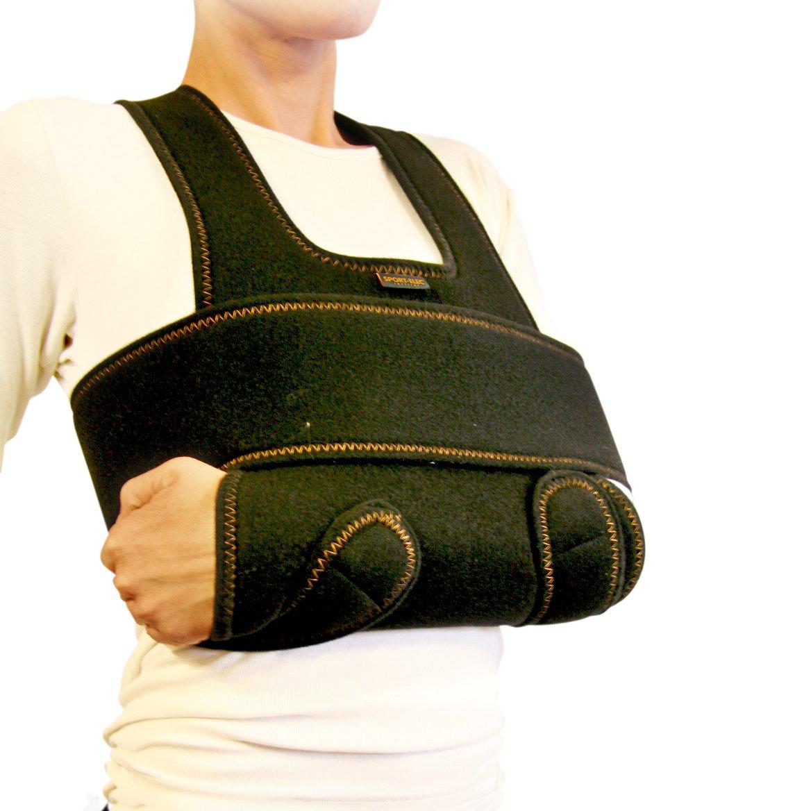 Sport-Elec ARM302M - Tablilla de inmovilización del brazo, talla M