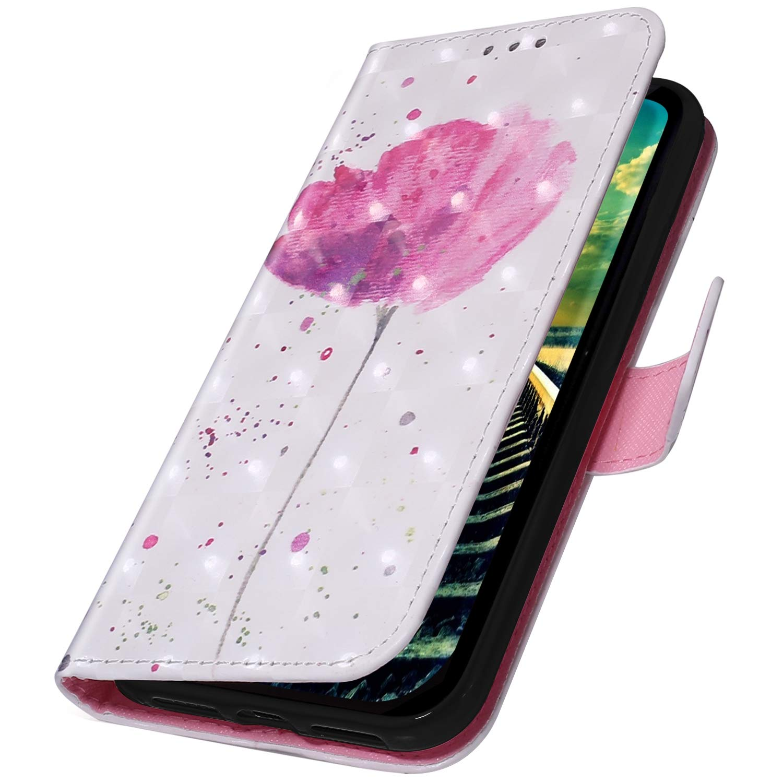 Uposao Kompatibel mit iPhone 11 Handyh/ülle Handytasche Glitzer Bling Gl/änzend Bunt Muster Schutzh/ülle Flip Case Brieftasche Klapph/ülle Leder H/ülle Cover,Gold Schmetterling