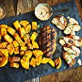 Char-Grilled Chicken and Yellow Squash by Chef'd Partner BBQ Queens