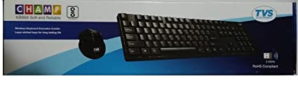 d070cd8b298 Amazon.in: Buy TVS Wireless Keyboard Executive Combo KB868 Online at ...