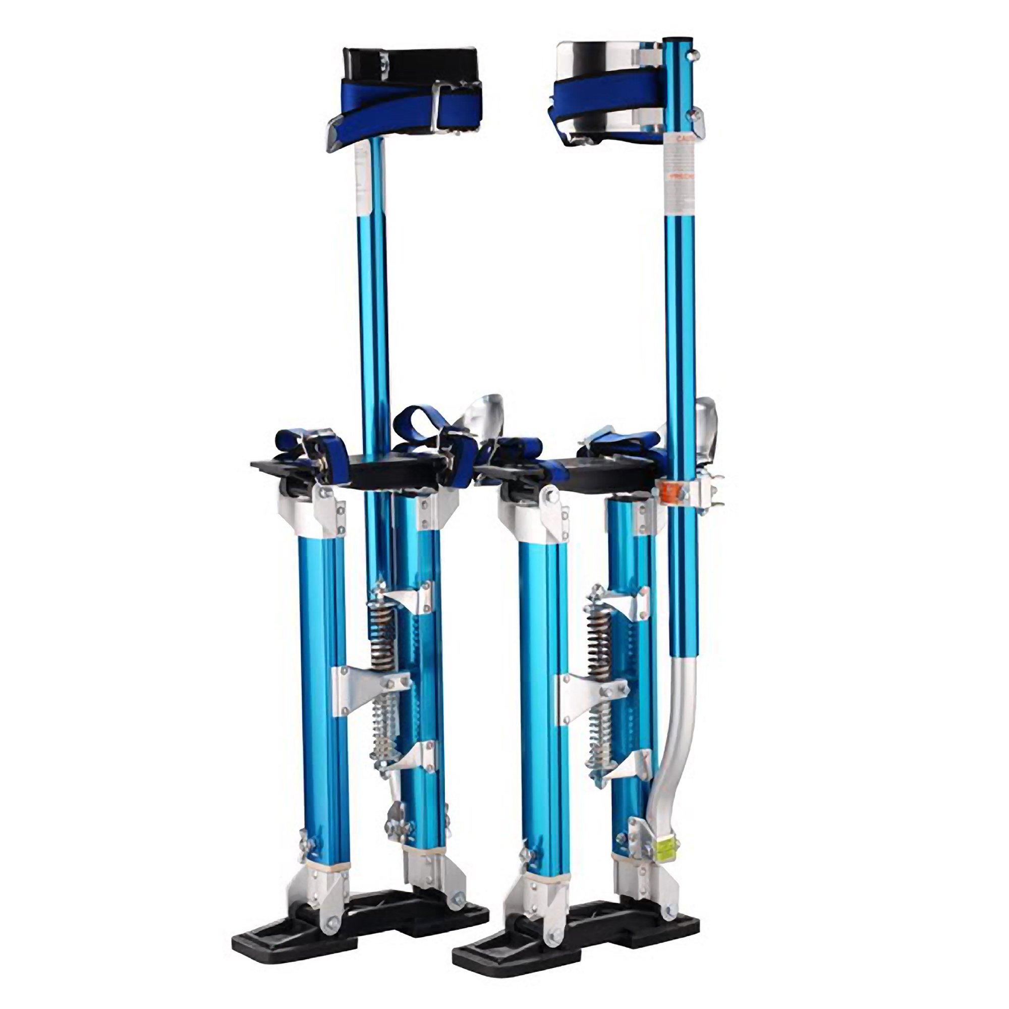 Pentagon Tool Professional 24''-40'' Blue Drywall Stilts Highest Quality by Pentagon Tools