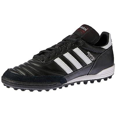 adidas Mundial Team Mens Soccer Shoe 7 Black-White | Soccer
