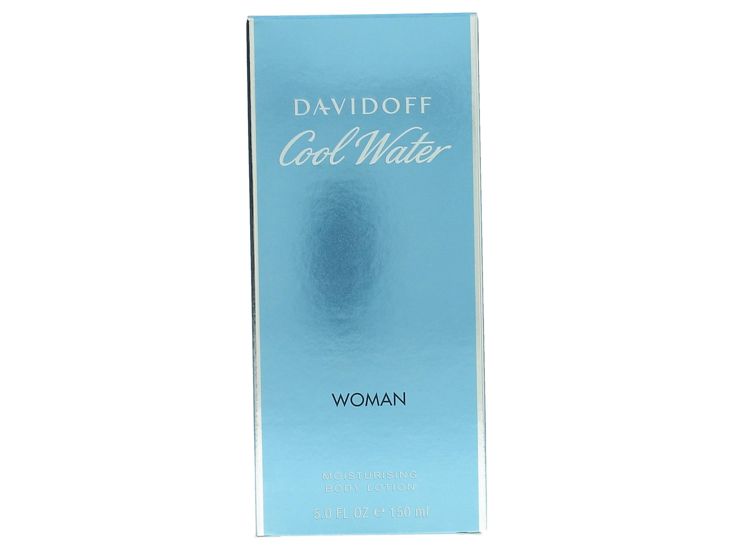 Cool Water By Davidoff For Women. Body Lotion 5 oz
