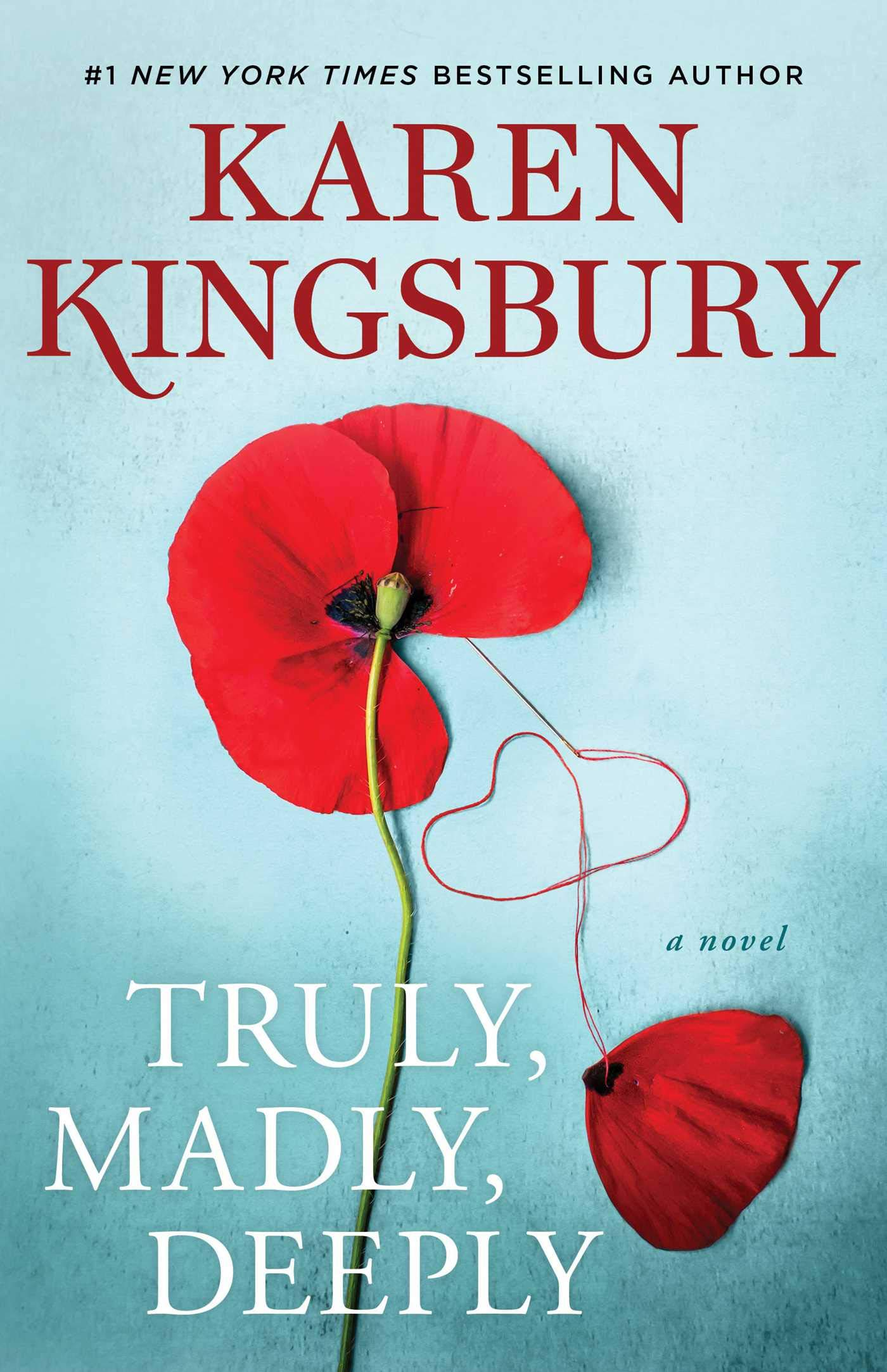 Truly, Madly, Deeply by Karen Kingsbury {Book Review}