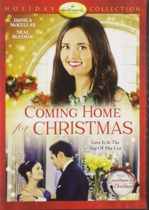 The Best Coming Home For Christmas Dvd Hallmark Movie