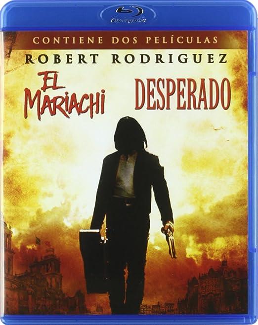 Desperado/ El Mariachi - Bd Duo [Blu-ray]: Amazon.es: Antonio ...