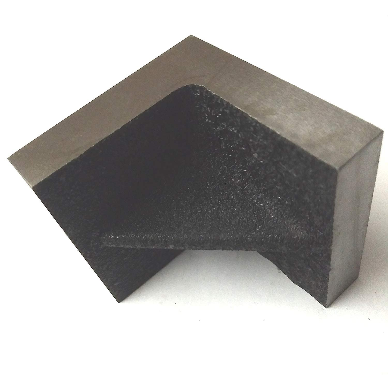 Caste Iron Solid Webbed Angle Plate 2 x 2 x 2 Stress Relieved