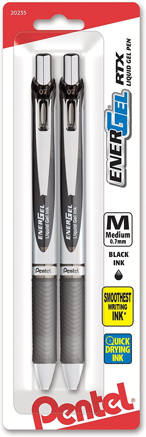 Pentel EnerGel Liquid Gel Pen