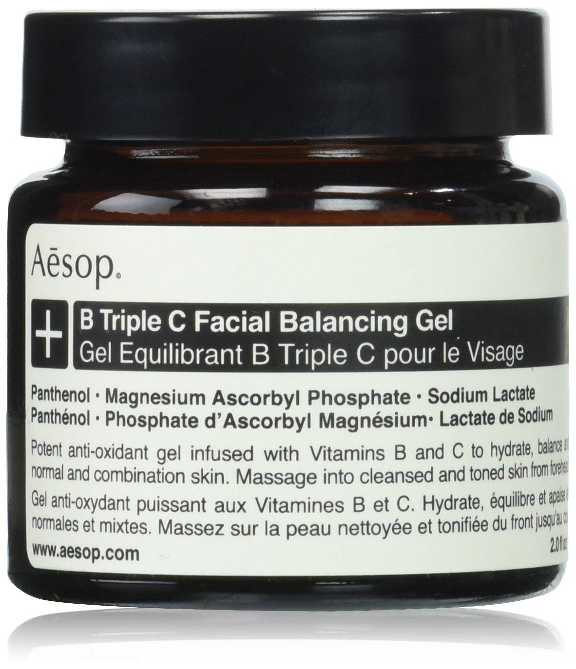 Aesop B Triple C Facial Balancing Gel 60ml TRTAZ11A 102564