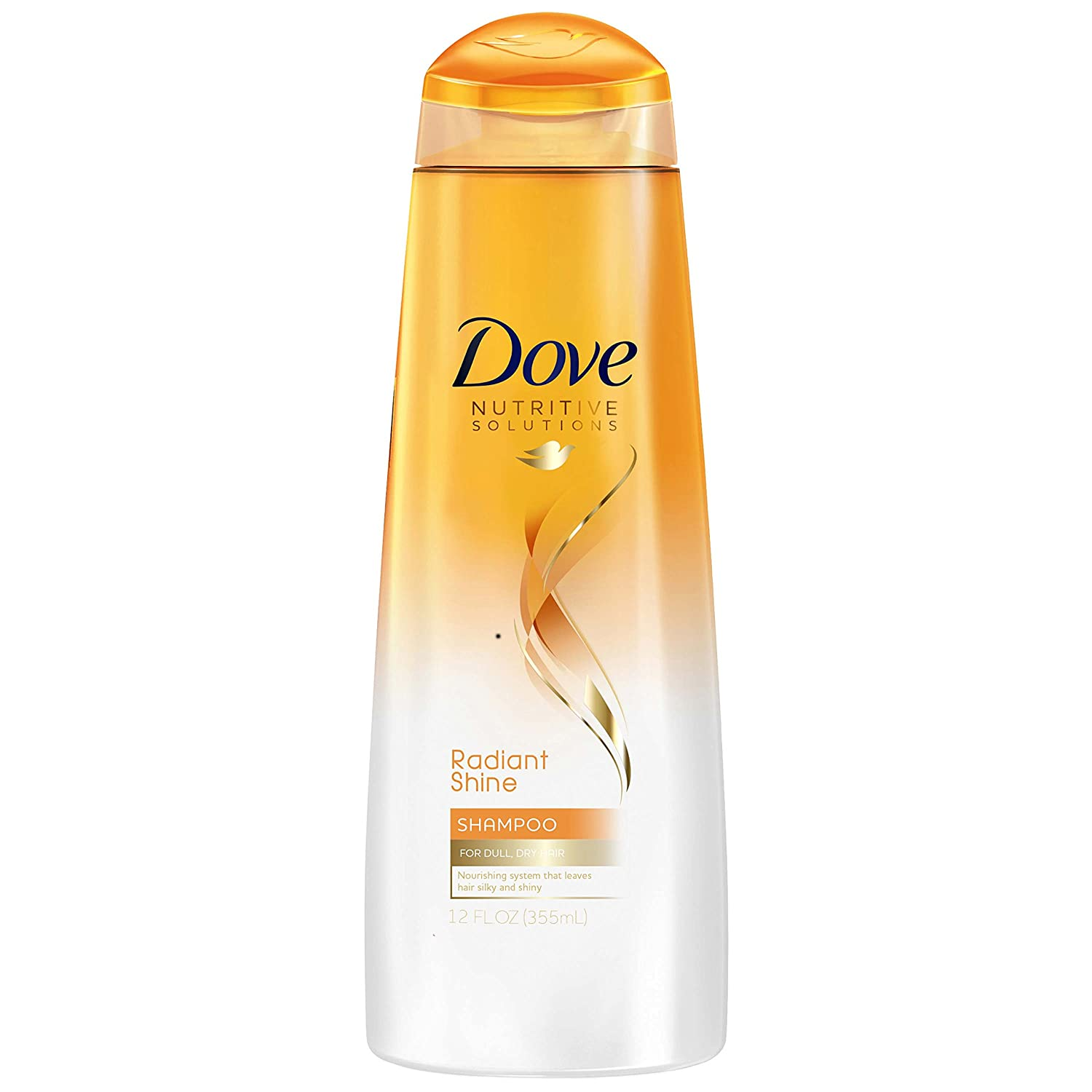 Dove Advanced Hair Series Shampoo, Radiant Shine 12 oz