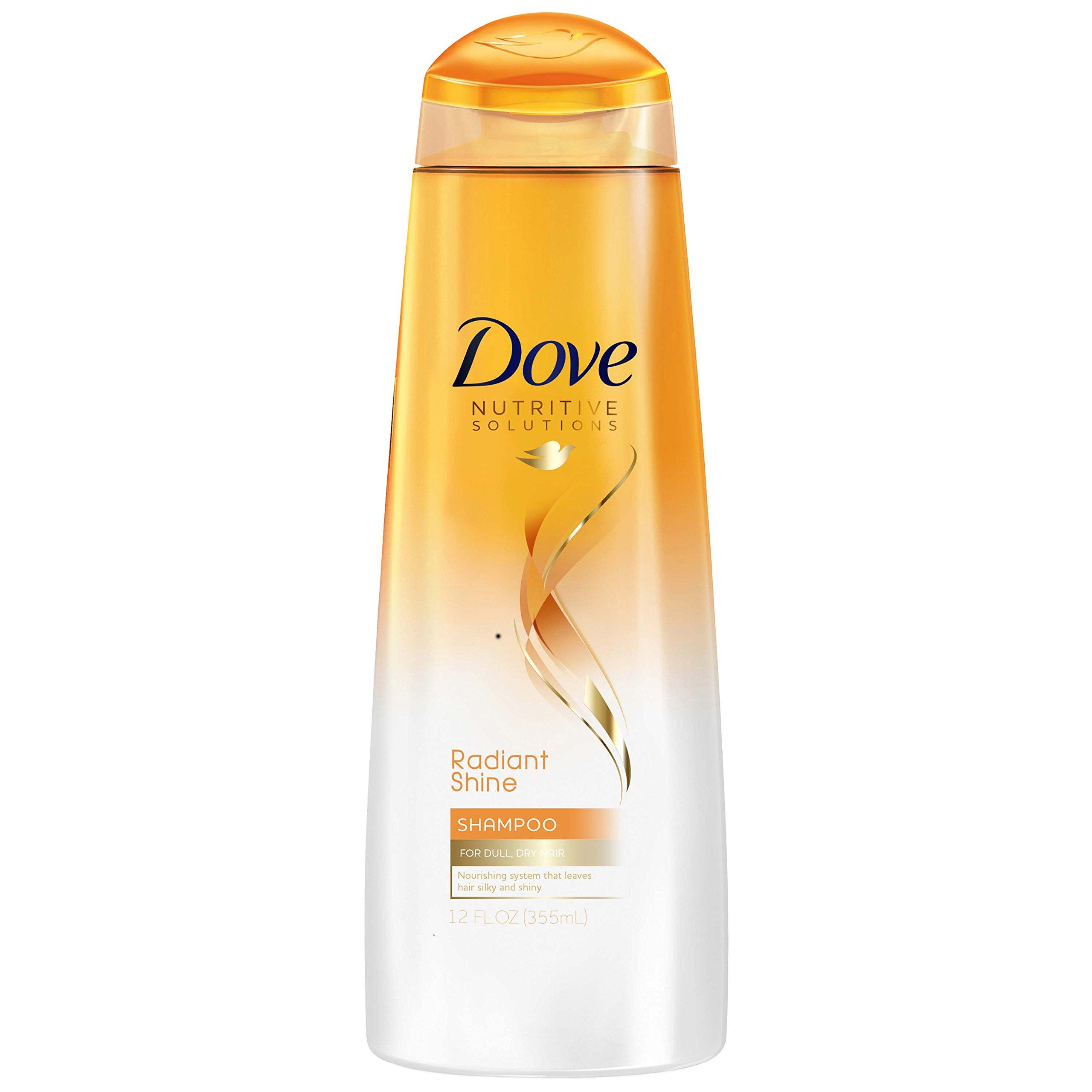 Dove Advanced Hair Series Shampoo, Radiant Shine 12 oz