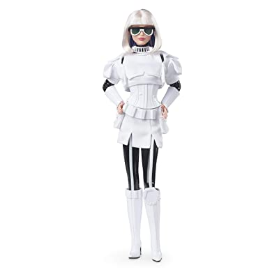 Barbie Entertainment Star Wars Stormtrooper Doll: Toys & Games