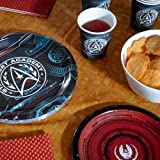Star Trek Starfleet Academy Party Supplies Pack for 10 Guests - Includes Dinner & Dessert Plates, Napkins, Cups, Table Cloth
