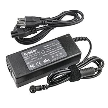 Kastar Replacement Power Supply AC Adapter Laptop Charger For Toshiba Satellite C655 C655D C675 C850 C855