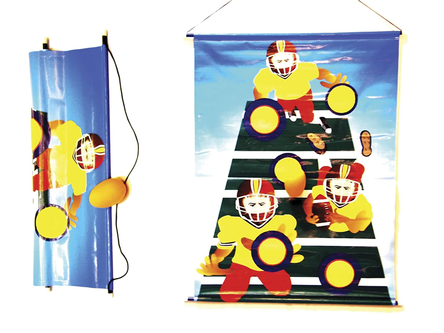 アメリカの教育製品Football Toss Set Game Game Set B00CV5WQFO B00CV5WQFO, バッグ 財布 雑貨 Fashion-Amika:d432e33b --- rigg.is