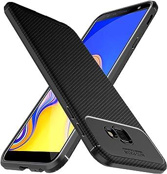iBetter Samsung Galaxy J4+ Funda Suave y Duradera, Funda de TPU ...