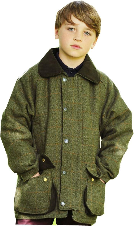 Jack Pyke Junior Fieldman Fleece Jacket Zipped Kids Top Hunting Fishing Sports