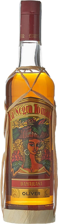 La Negra Tomasa Damajuana Rum - 700 ml