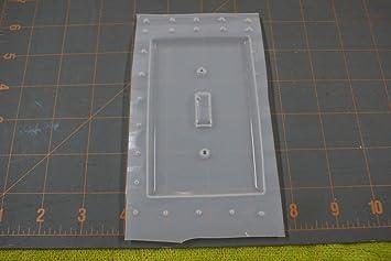 Standard personalizable Interruptor de luz (plástico y Metal), diseño del moho, resina, arcilla polimérica molde, molde de yeso, Lightswitch Mold, ...