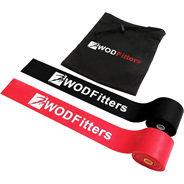 The Original Mobility Recovery BandsFitness Compression Muscle Floss Bands