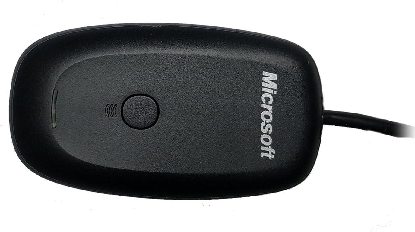 Microsoft Wireless Gaming Receiver - Accesorio de juegos de pc, inalámbrico: Amazon.es: Videojuegos