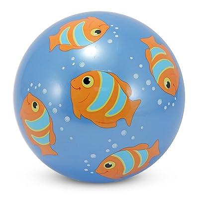 Melissa & Doug Sunny Patch Finney Fish Ball: Melissa & Doug: Toys & Games