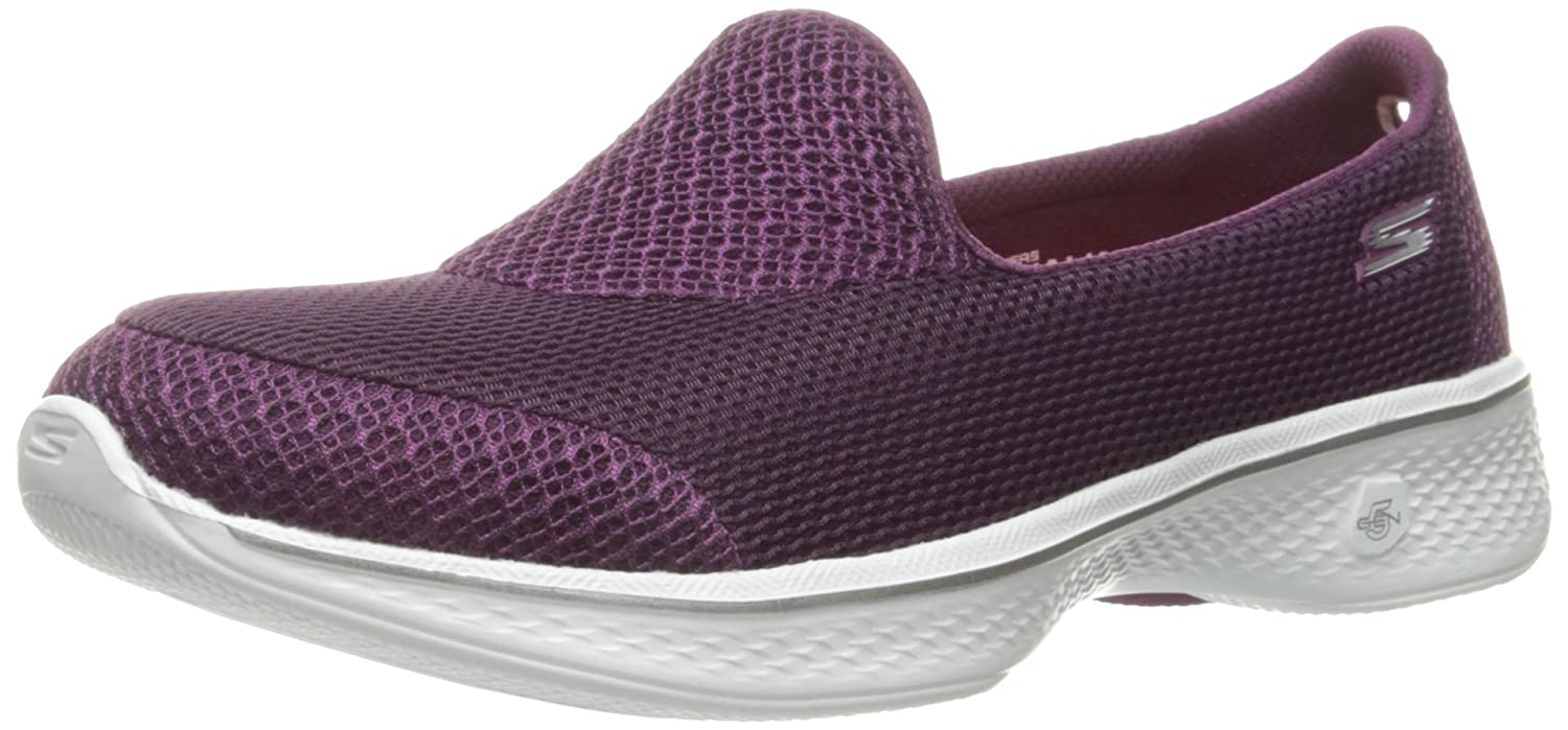 Skechers Performance Women's Go Walk 4 Propel Walking Shoe B01IIZHT66 5 B(M) US|Raspberry