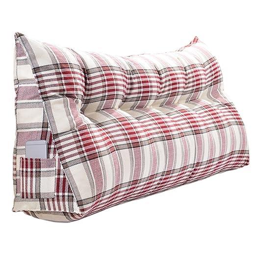 Lanna Shop- sofá cama grande cojín relleno cuña Triangular ...