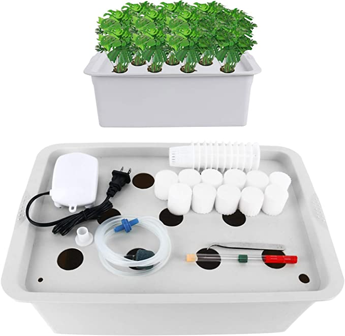 Homend Indoor Hydroponic Grow Kit - Best For Budget