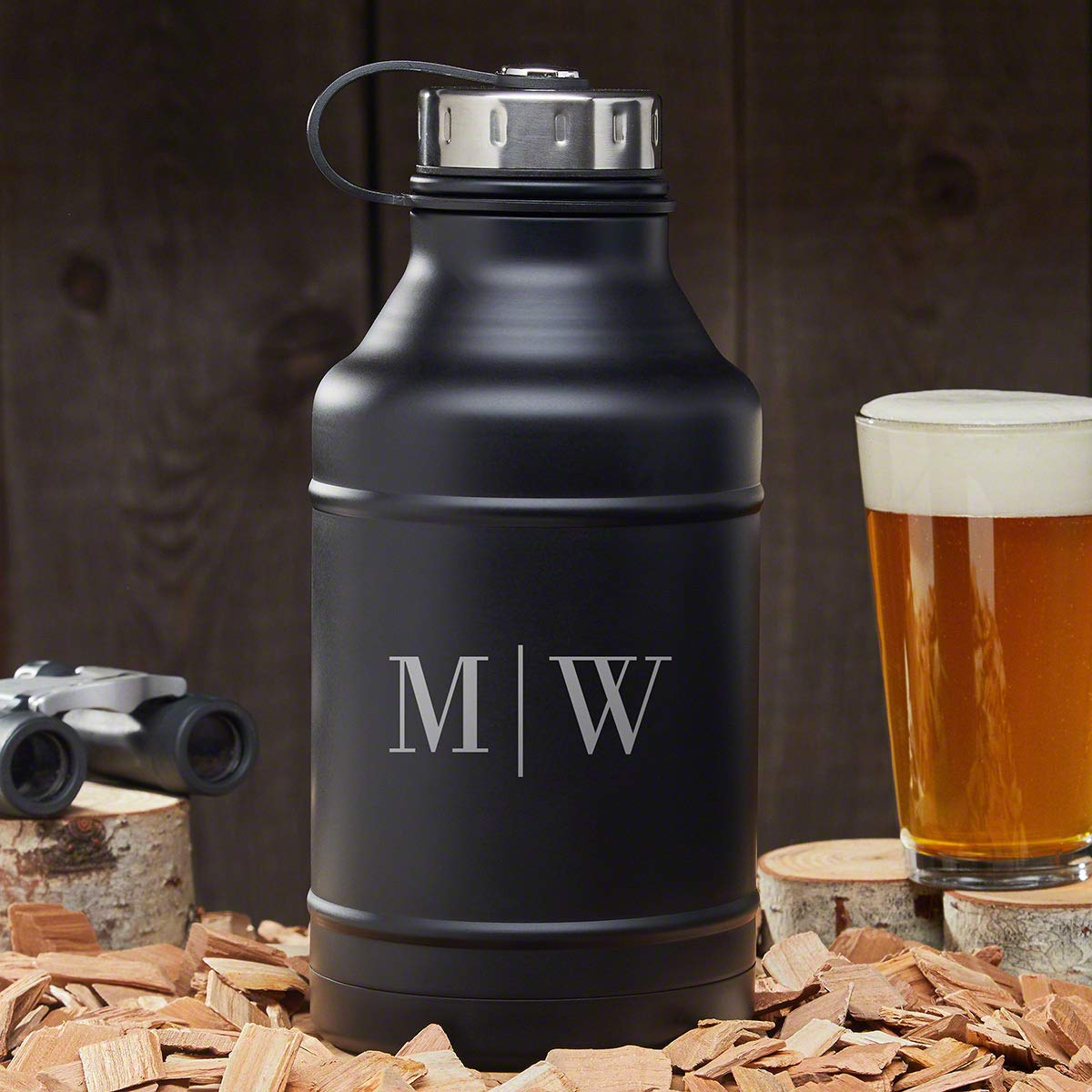 Quinton Custom Double Walled Insulated Growler (Personalized Product)
