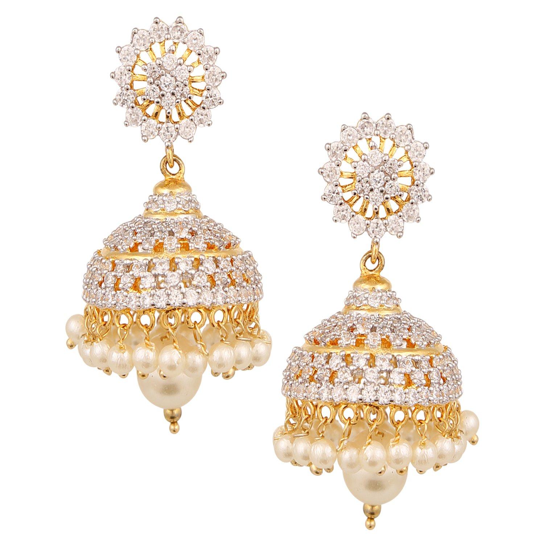 Lovely Diamond Earrings Online Jewellry S Website