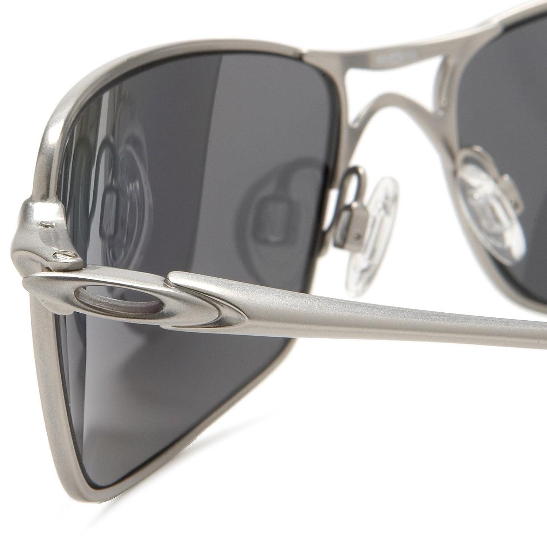 aa77790f2493a Amazon.com  Oakley Men s Crosshair 2.0 Polarized Metal Sunglasses ...