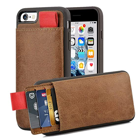 399a054a42d Amazon.com  iPhone 6S Plus Wallet Case