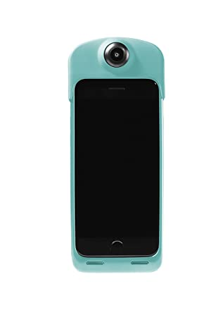 ION360 U Phone Charging Battery Case with 4K 360-Degree Camera