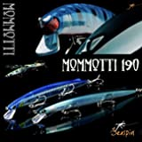 Seaspin Mommotti 190 S Bar - Señuelo de Pesca SW: Amazon.es ...