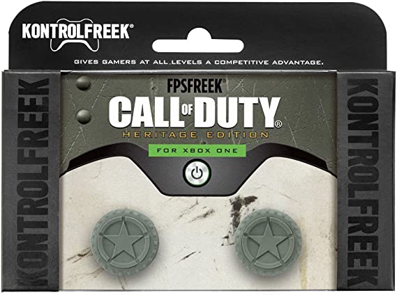 KontrolFreek FPS Freek Call of Duty WWII Heritage Edition para ...