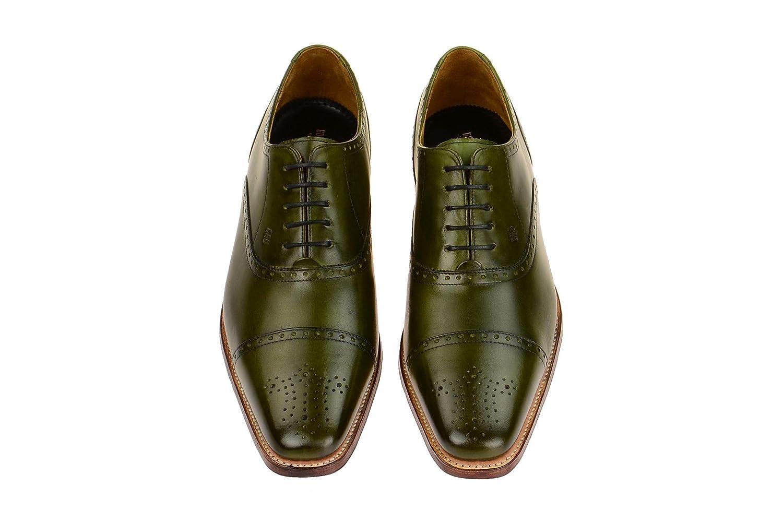 Gordon Gordon Gordon & Bros Lucquin 2830-B Herrenschuhe Herren Businessschuhe, Schnürhalbschuhe, Anzugsschuhe, Derby Schuhe, Goodyear B018GETU6G  b2b4ab