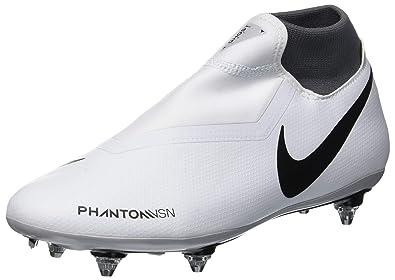 low priced 02904 8f40f Nike Phantom Vsn Academy DF SG, Chaussures de Futsal Mixte Adulte,  Multicolore (Pure