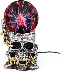 lampe tête de mort plasma 2