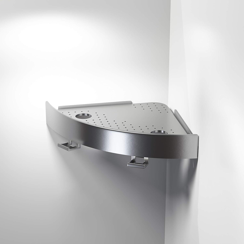 Snap UP Shell S - Estantería de Esquina Ideal para el Cuarto de baño: Amazon.es: Hogar