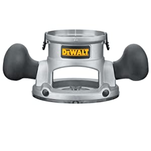 DEWALT DW6184R Fixed Base (for DW616/618 Router) (Renewed)