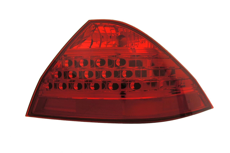 Genuine Honda Parts 33501-SDA-A32 Taillight Replacement Set