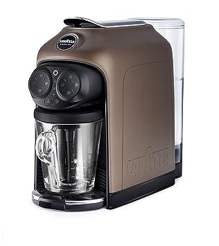 Lavazza a Modo Mio Deséa - Cafetera expreso a cápsulas, 1500 W, ABS, Walnut: Amazon.es: Hogar