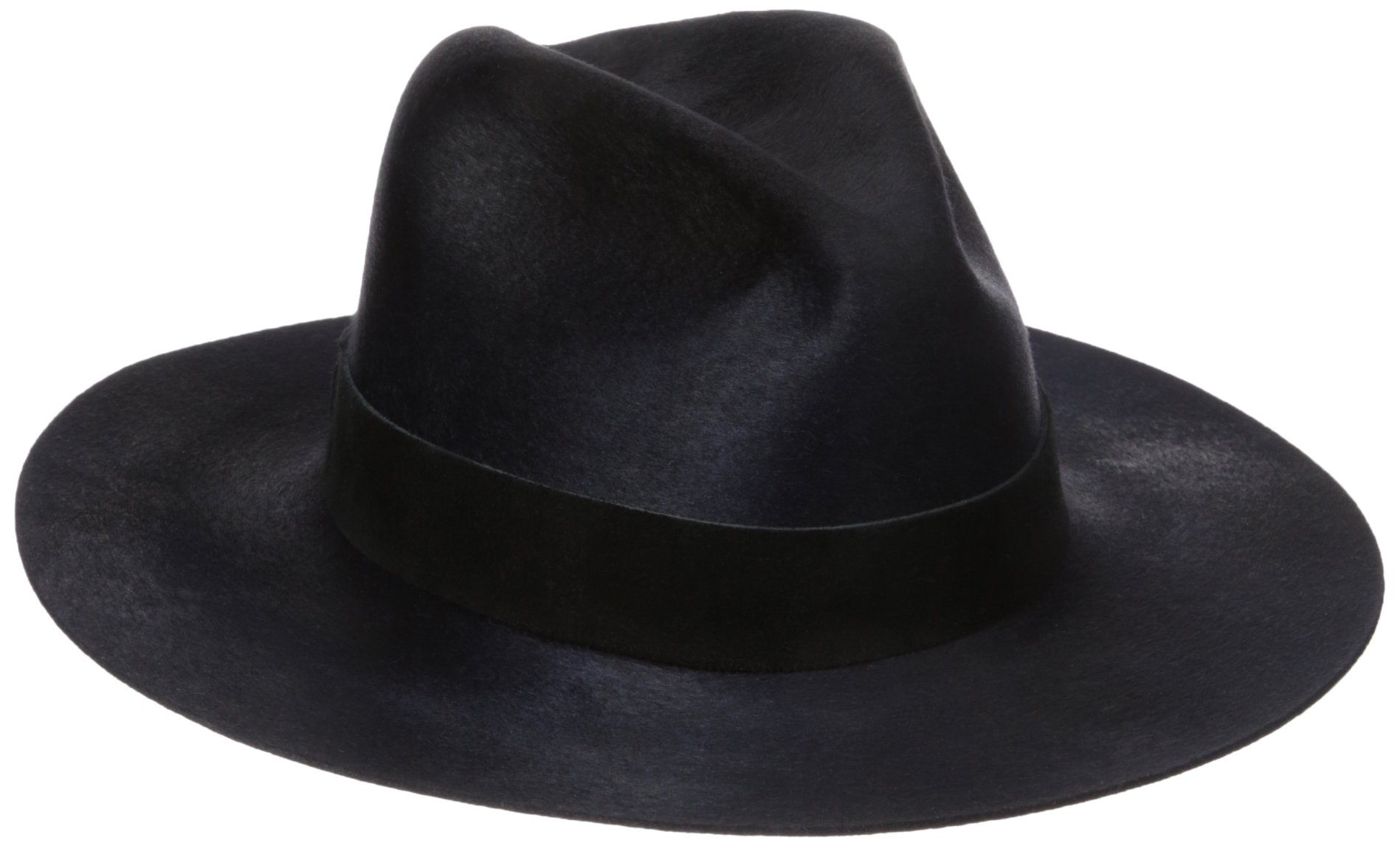 Bailey of Hollywood Men's Coeburn Hat, Blue/Black, S