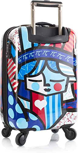 Heys America Multi-Britto Freedom 21-Inch Carry-on Spinner Luggage