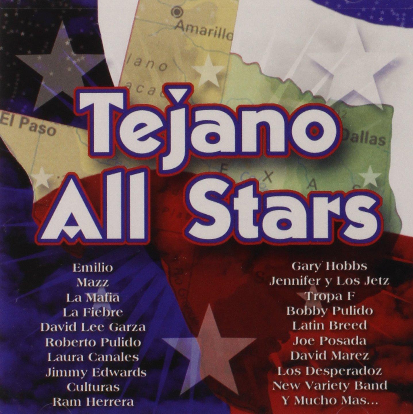Tejano All Super popular specialty Regular dealer store Stars